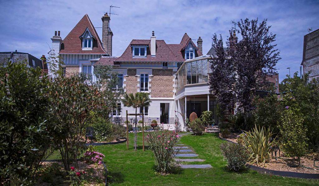 Villa à louer à Deauville, pour séminaire et événement privés, La Maison REN