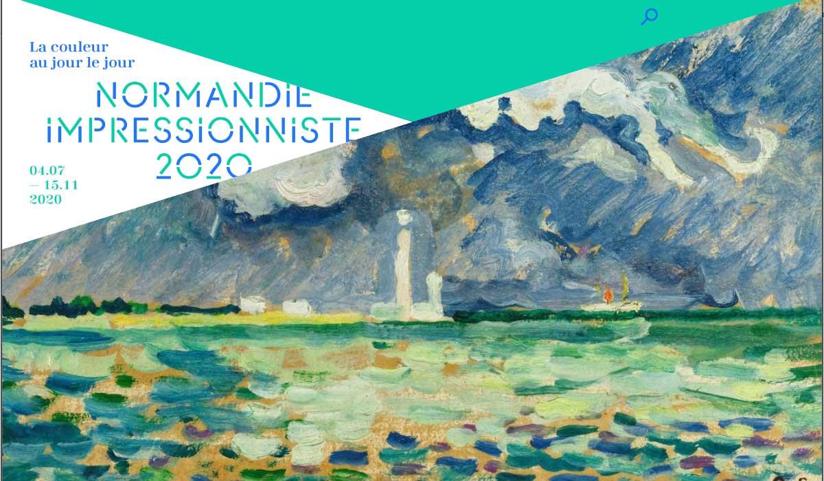 4ème Festival Normandie Impressionniste 2020 - Du 4 juillet au 15 novembre