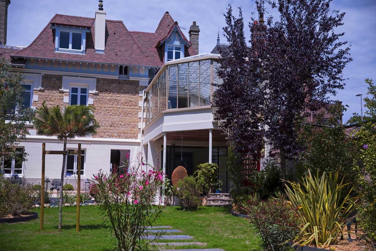 Villa à louer à Deauville - la Maison Ren