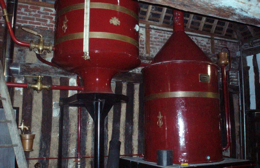 Une distillerie dans le Calvados pour votre Défi normand