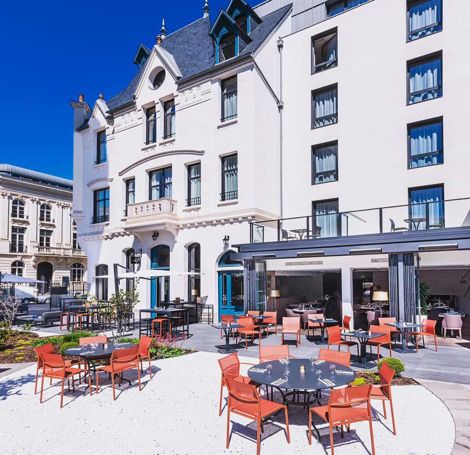 Radisson Blu Hotel, Rouen Centre
