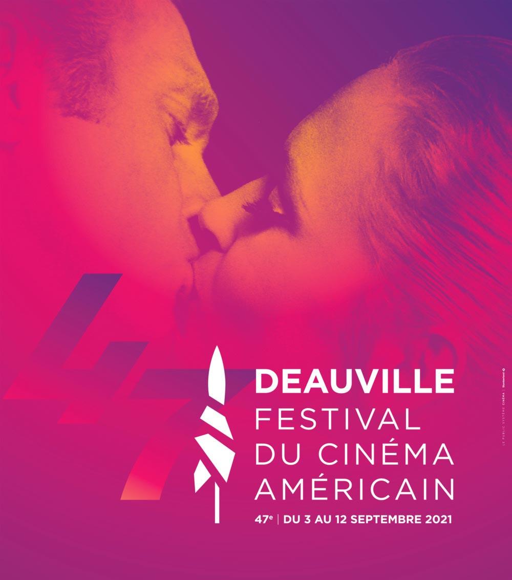 affiche du Festival Américain de Deauville 2021